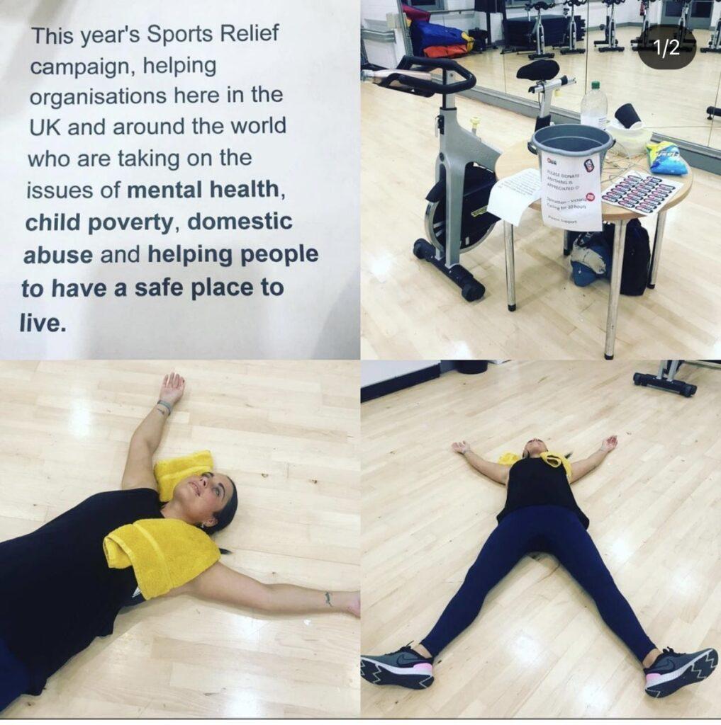 Flow Fitness - Victoria's charity challenge